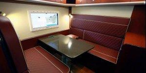 Представляем Вашему вниманию интерьер Ковчега 024 -  внедорожного автодома на базе шасси Камаз 43502-45