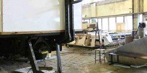 Представляем Вашему вниманию разработанный Компанией гидроподъемник для перевозки запасного колеса и мотоцикла. Проект MB Actros